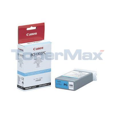 CANON BJ-W2200 BCI-1302PC INK TANK PHOTO CYAN 130ML
